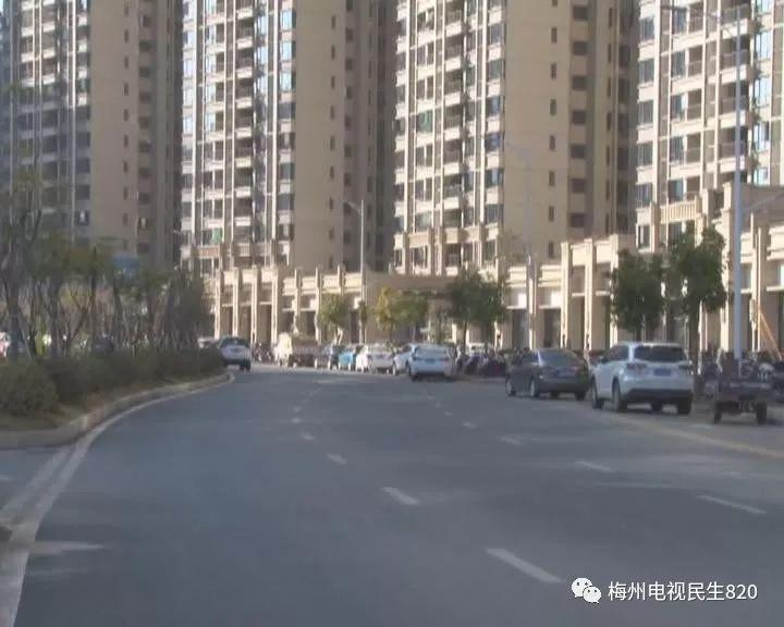 梅县区这7个地方新增监控,专治违停、压线、逆行......