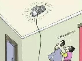 女子嫌楼上弹民宿声吵凌晨用震楼器报复扰四庭院钢琴日本图片