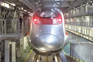 广深港高铁香港段确认安全良好计划九月下旬通车