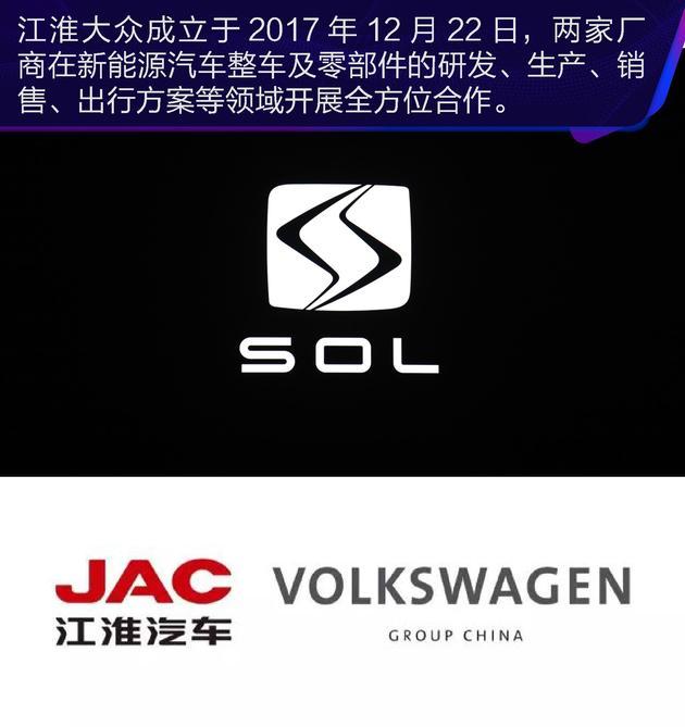 抢先实拍sol e20x 江淮大众首款纯电动车型-新浪汽车