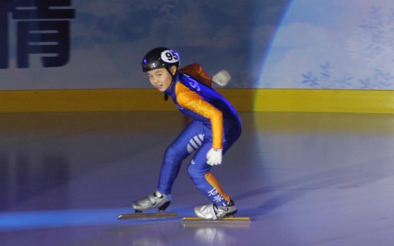 """助力冰雪发展,中国滑冰协会推出""""植根计划""""图片"""