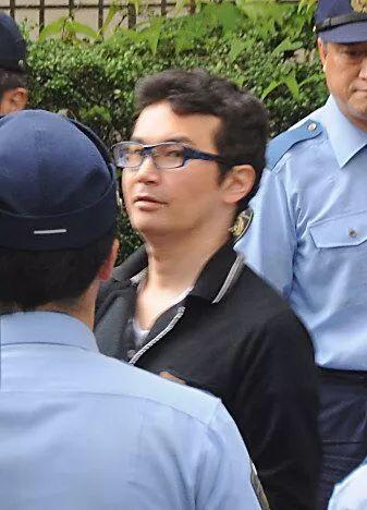 (嫌疑犯Hidemitsu Matsumoto 图片来源:日本每日新闻)