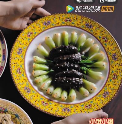 """""""回味""""《如懿传》,周迅爱吃香菇油菜"""