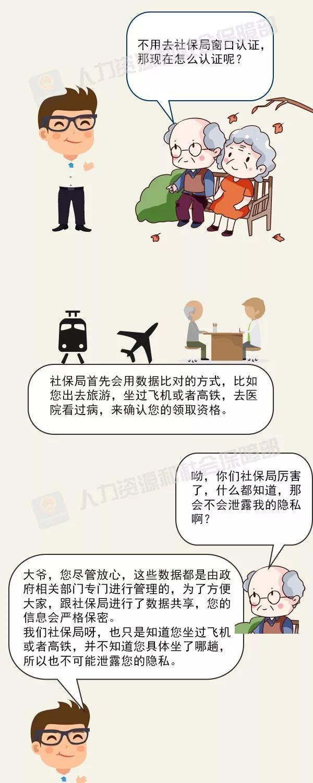 养老金待遇资格认证更方便啦,西宁人快告诉爸妈!