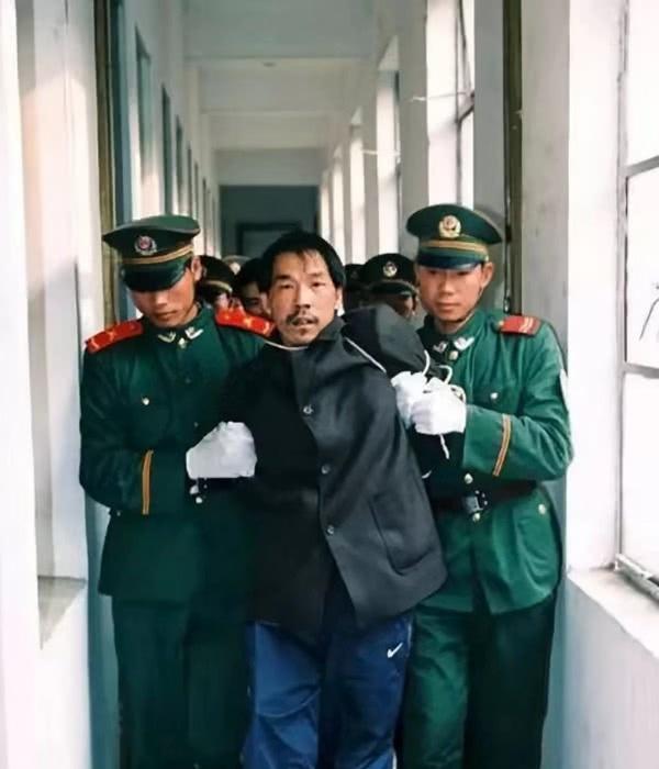 法子英被捕。