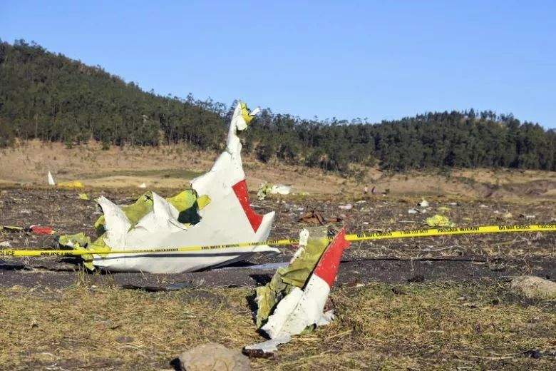 2019年3月10日,埃塞航空客机失事