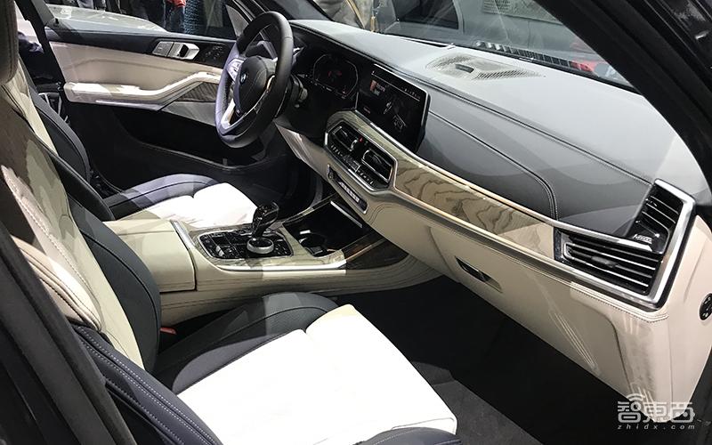 宝马最强七座SUV全球首发!抢MPV饭碗还能玩自动驾驶