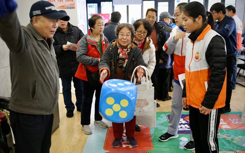 北京注册志愿者达438.3万人,相关条例预计明年颁布