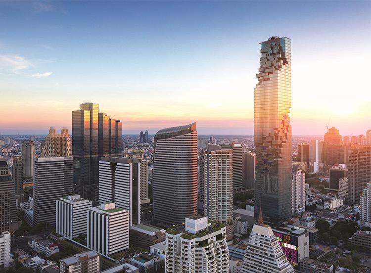 《【超越注册首页】受到新冠肺炎疫情影响 泰国首都曼谷房地产销售下滑两成多》