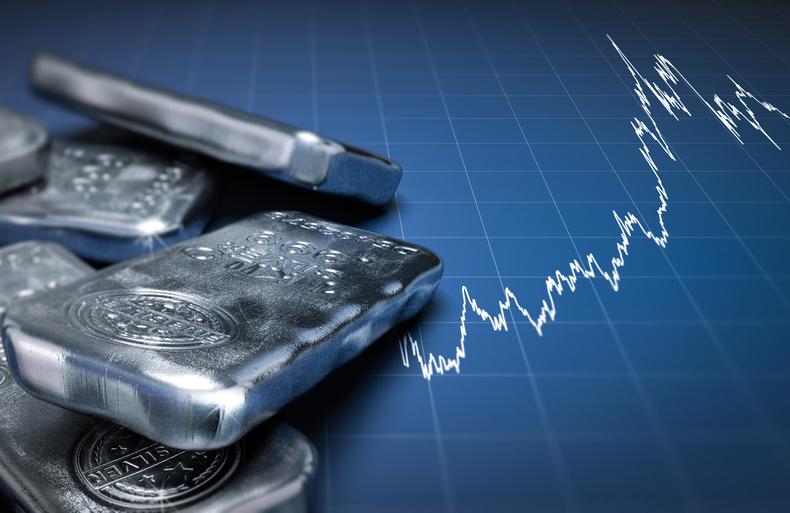 白银被低估,未来或涨至100美元