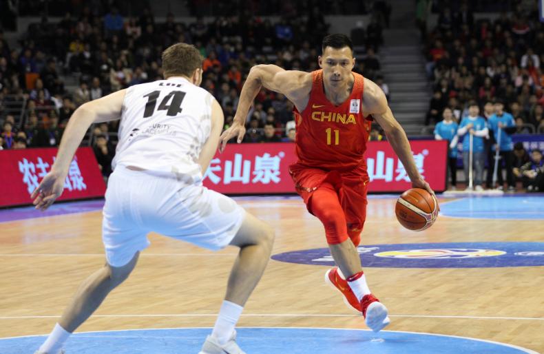 2019年全世界篮球迷聚焦中国