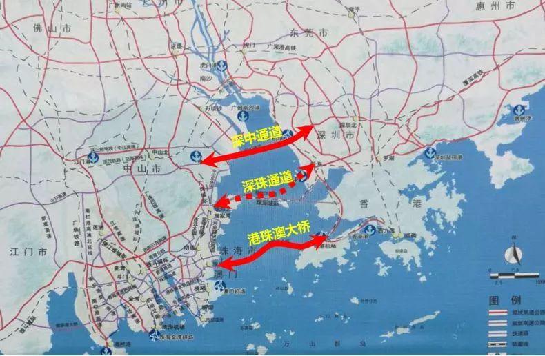 又一批高铁新规划来了,串起大半个广东!深圳未来将有8图片
