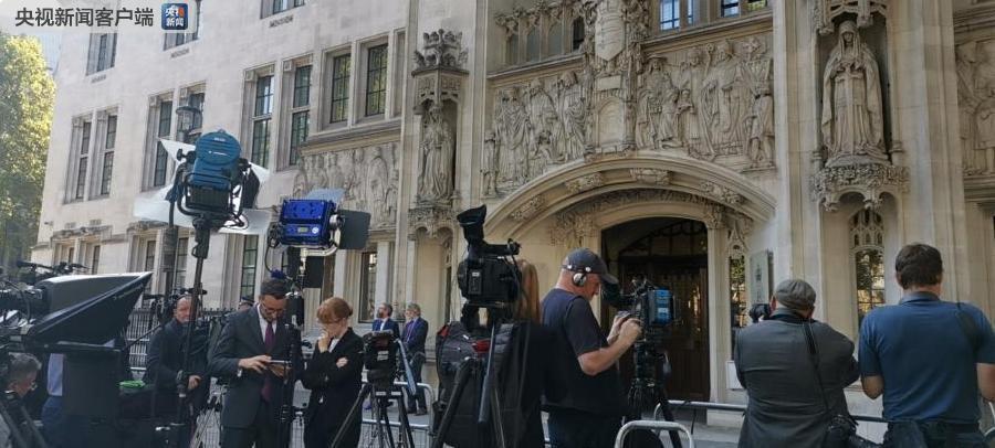 英国首相休议会是否合法?下周裁决 但别太乐观