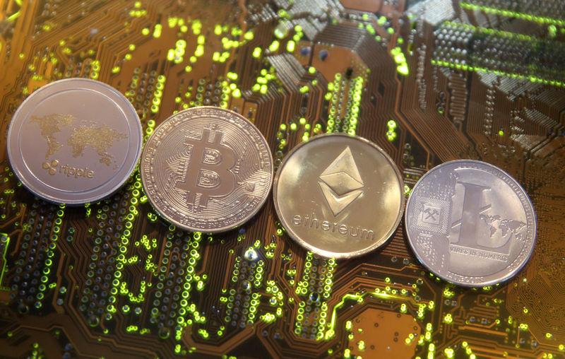 加密货币大涨 贝莱德对加密货币市场表露出兴趣