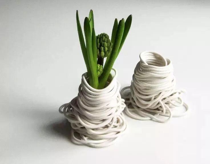 幼儿陶艺花朵制作步骤