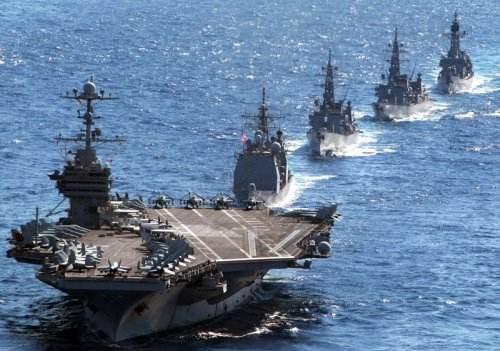美借口中国南海军事化撤回军演邀请 要中方撤走导弹
