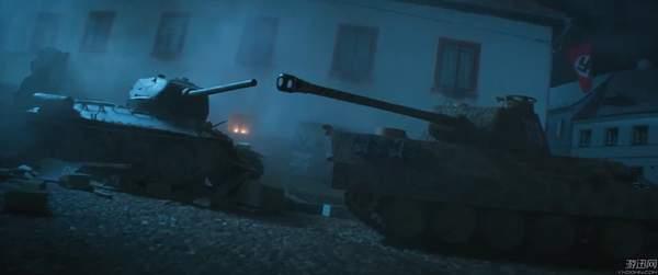 俄二战大片《T-34坦克》首曝预告 英勇坦克兵敌后奋战