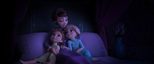 广州市搬迁 公司《冰雪奇缘2》告诉你,有力量感的中年妈妈是女
