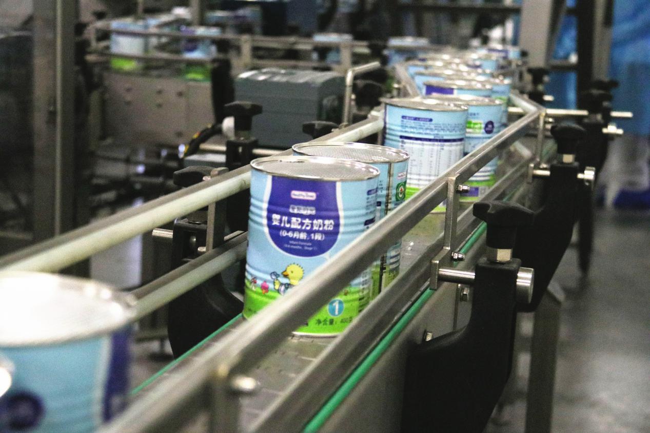 健合扩大法国奶粉工厂产能 奶粉业务明年底全面提速