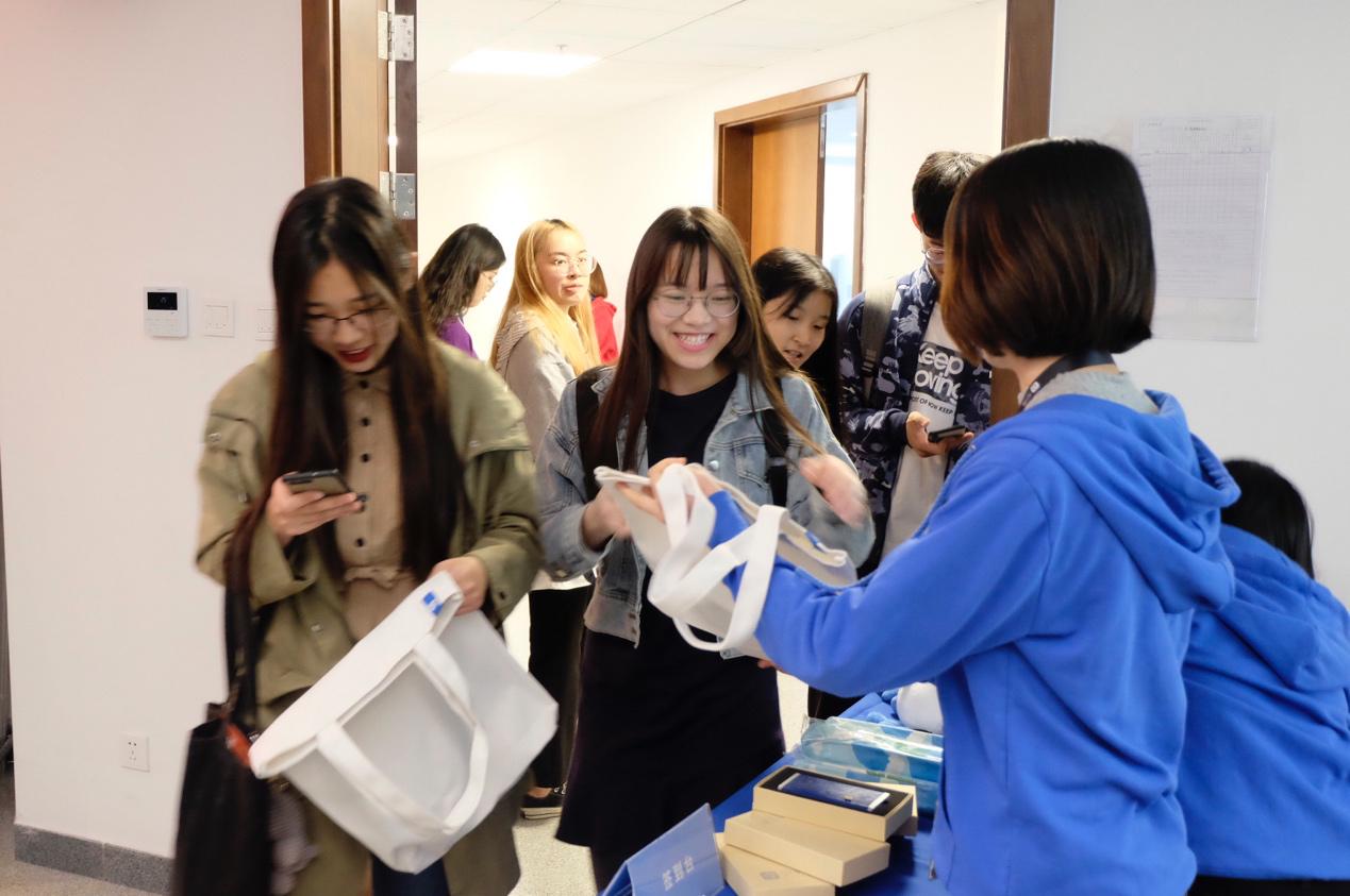 贝壳心选2020年校招走进北京林业大学 邀学子共创美好新居住