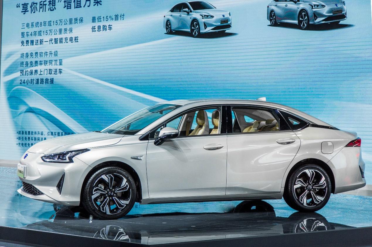 是什么让广汽丰田iA5成为合资纯电轿车首选?