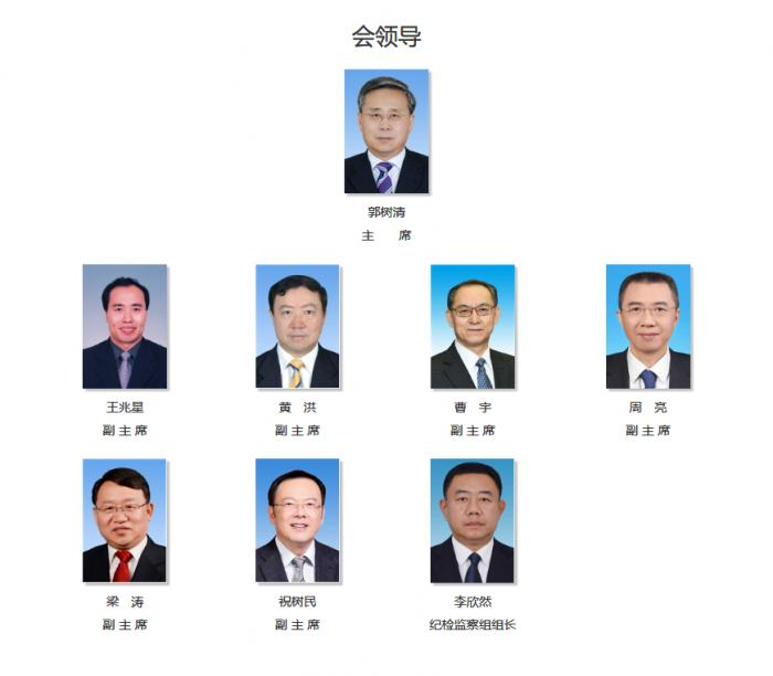 国务院免去王兆星银保监会副主席职务:今年已60岁