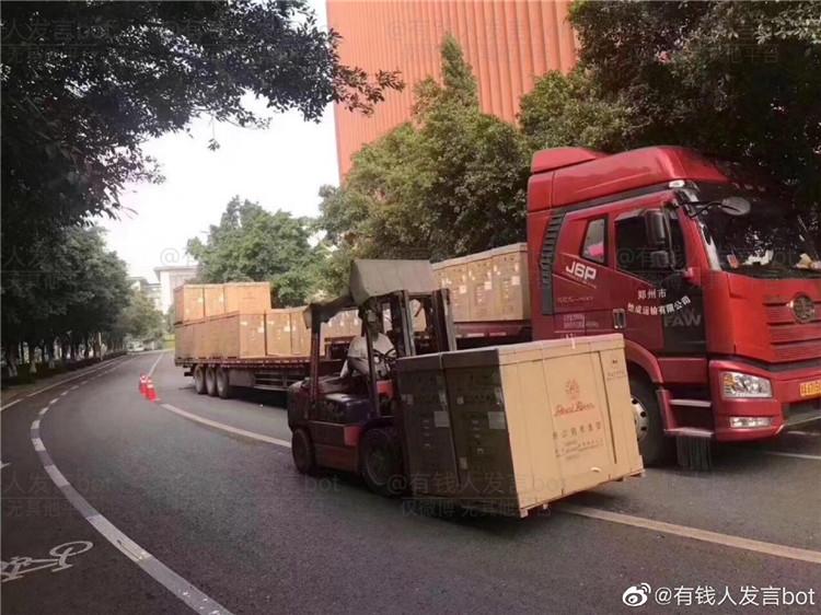 任正非捐100台钢琴给重庆大学 校方:确有此事