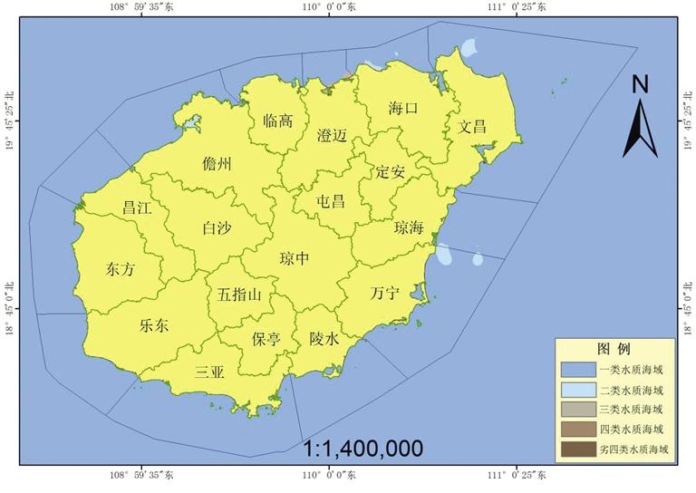 海南省海洋环境公报_海南发布2017年海南省海洋环境状况公报