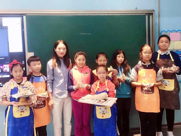 青岛市首届少儿手工艺大赛启动!市南区实验小学8名学生进入决赛
