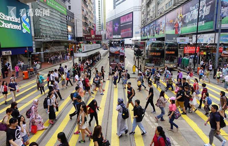 香港相关行业失业率上升 旅游业议会:情况越趋严重