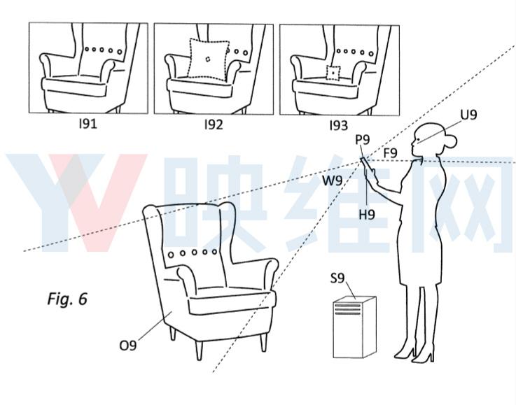 苹果提出一种『以绝对比例确定真实对象3D重建的空间坐标』的解决方案