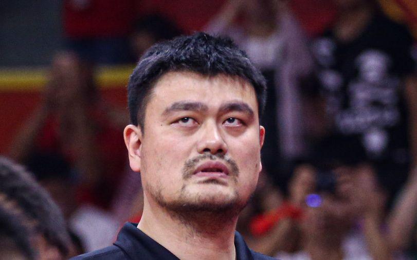 姚明对付中国篮球的改进没有止步。图/Osports