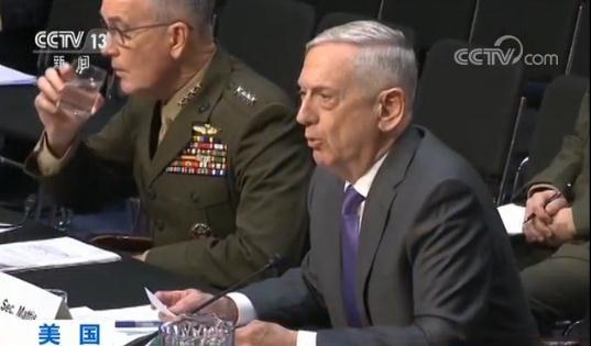 美2019国防预算超7千亿美元 等于其后9国军费总和