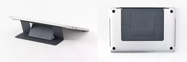 拼团 | 薄至3毫米的笔记本电脑支架!好轻、好便携