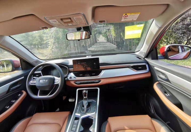 全新远景X6初体验,看其如何成为7万级SUV新标杆
