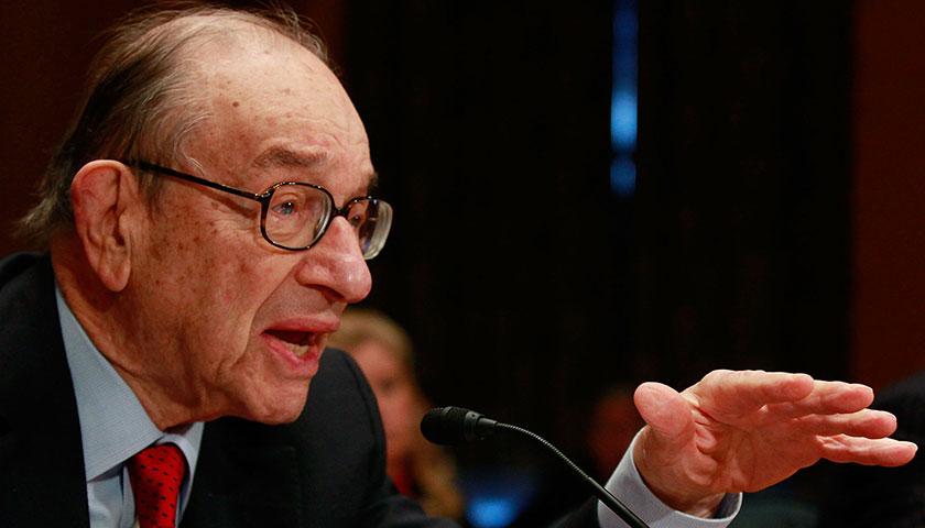前美联储主席格林斯潘:负利率迟早蔓延至美国
