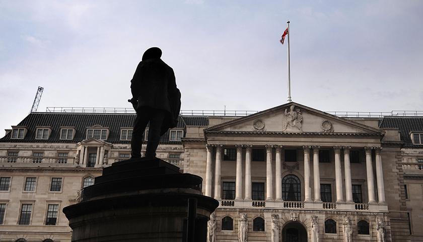 英国央行维持关键利率不变,称一旦顺利脱欧可能会加息