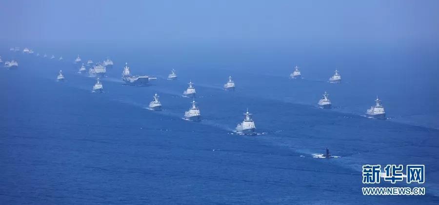 侠客岛:新中国史上最大海上阅兵 3大看点不可错过加盟麦当劳要多少钱