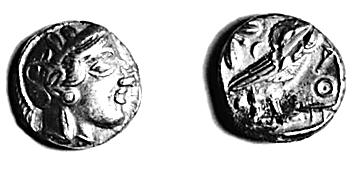 在社会中扮演着重要角色 钱币在古希腊城邦中的广泛使用