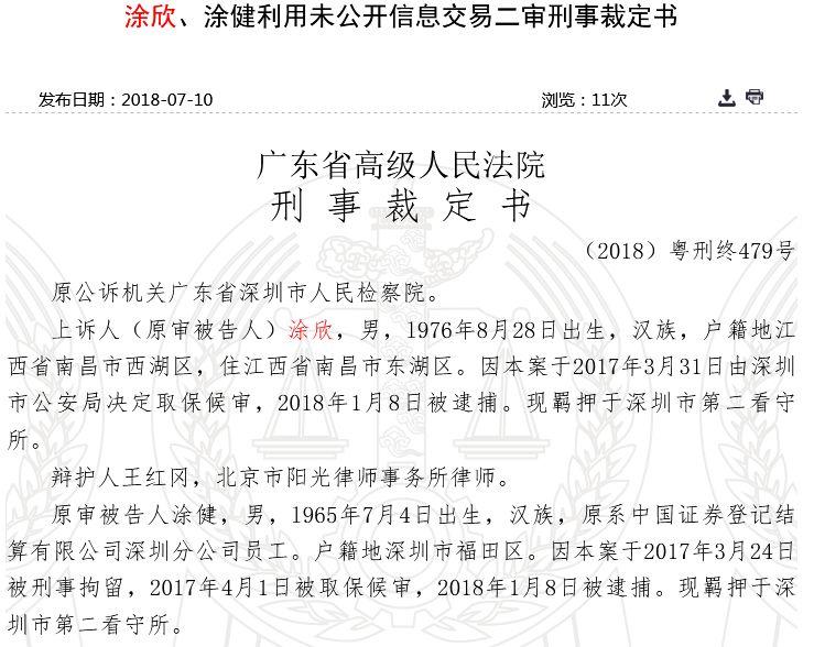 中登公司曝出21亿老鼠仓:跟踪王亚伟孙建冬等大佬持仓