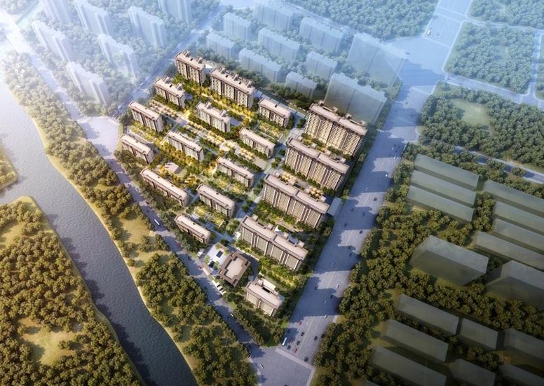 金融街鸿山地块规划出炉!拟打造18栋住宅楼