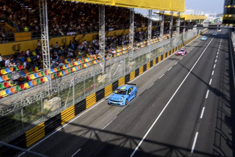 领克车队夺2019 WTCR房车世界杯澳门站三冠