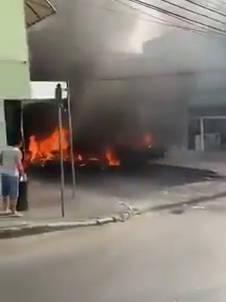 巴西一架飞机从贝洛哈里桑塔起飞后不久坠毁