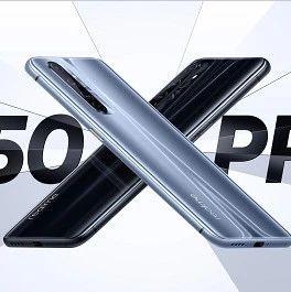 搭配6.4英寸OLED屏!realme X50 Pro玩家版发布