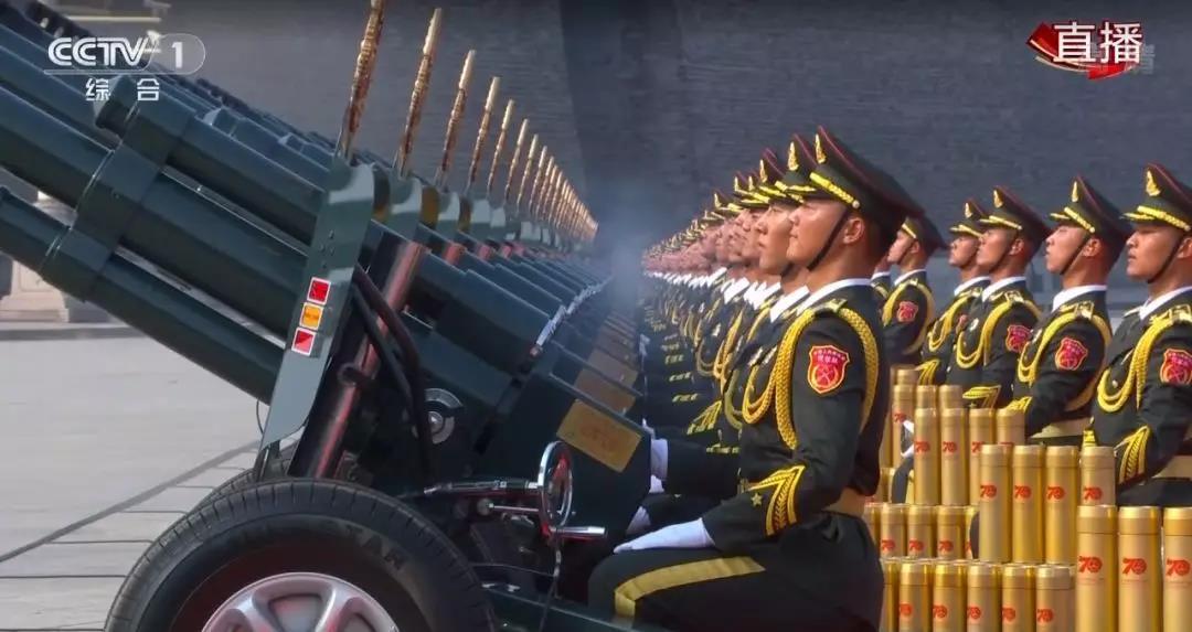 看懂国庆阅兵装备分队 这一点很重要