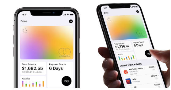 势不可挡 高盛为Apple Card用户发放100亿美元额度
