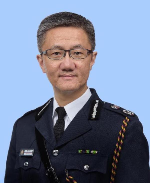 萧泽颐出任香港警务处副处长 成