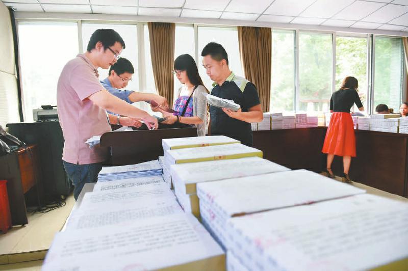 就业前景看好 四川高校首设政府采购专业