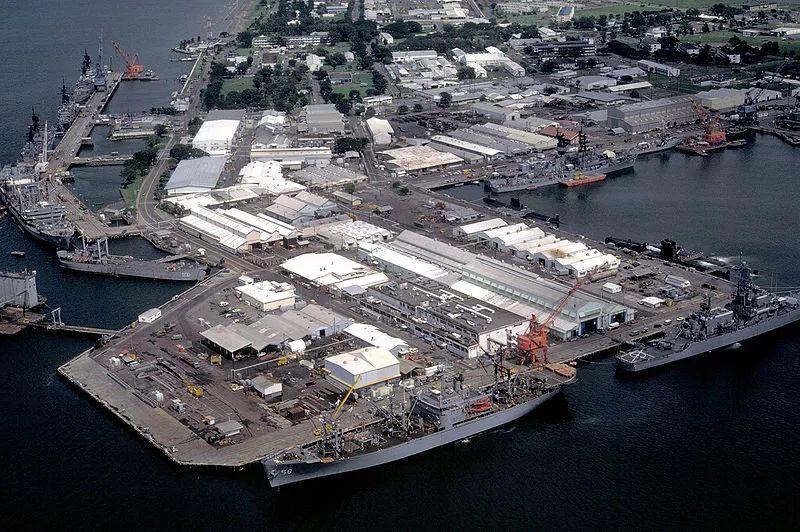 苏比克湾海军基地(维基百科)