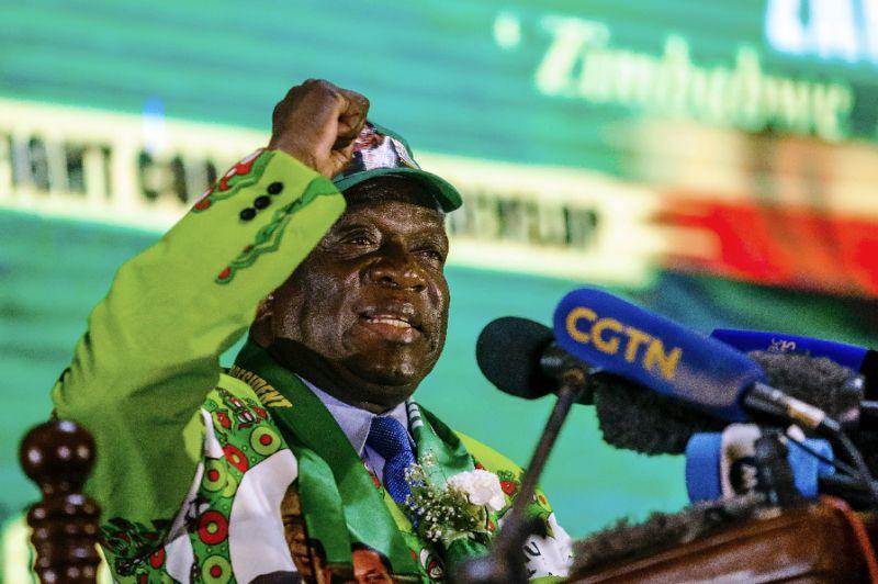 津巴布韦总统姆南加古瓦